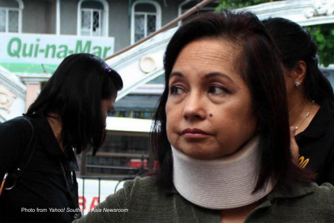 Akbayan rejects house panel move to adopt Resolution granting Arroyo house arrest